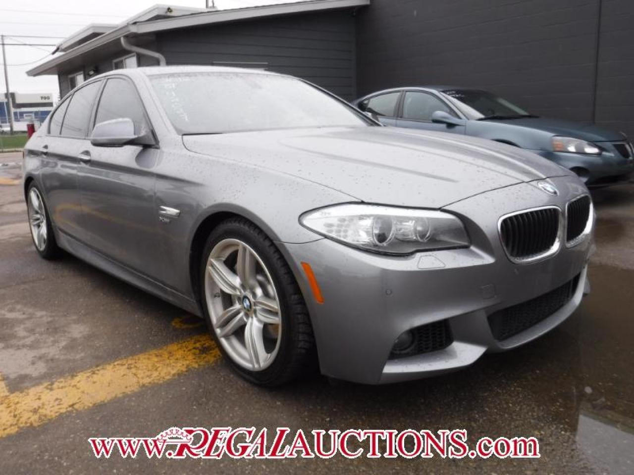 Photo of Grey 2012 BMW 5 SERIES 535I M PACKAGE 4D SEDAN XDRIVE