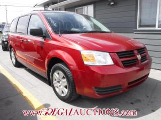Used 2009 Dodge GRAND CARAVAN  WAGON for sale in Calgary, AB