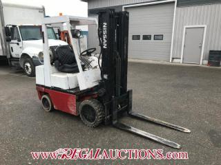 Used 1997 Nissan KCPH02A25PV  FORKLIFT for sale in Calgary, AB