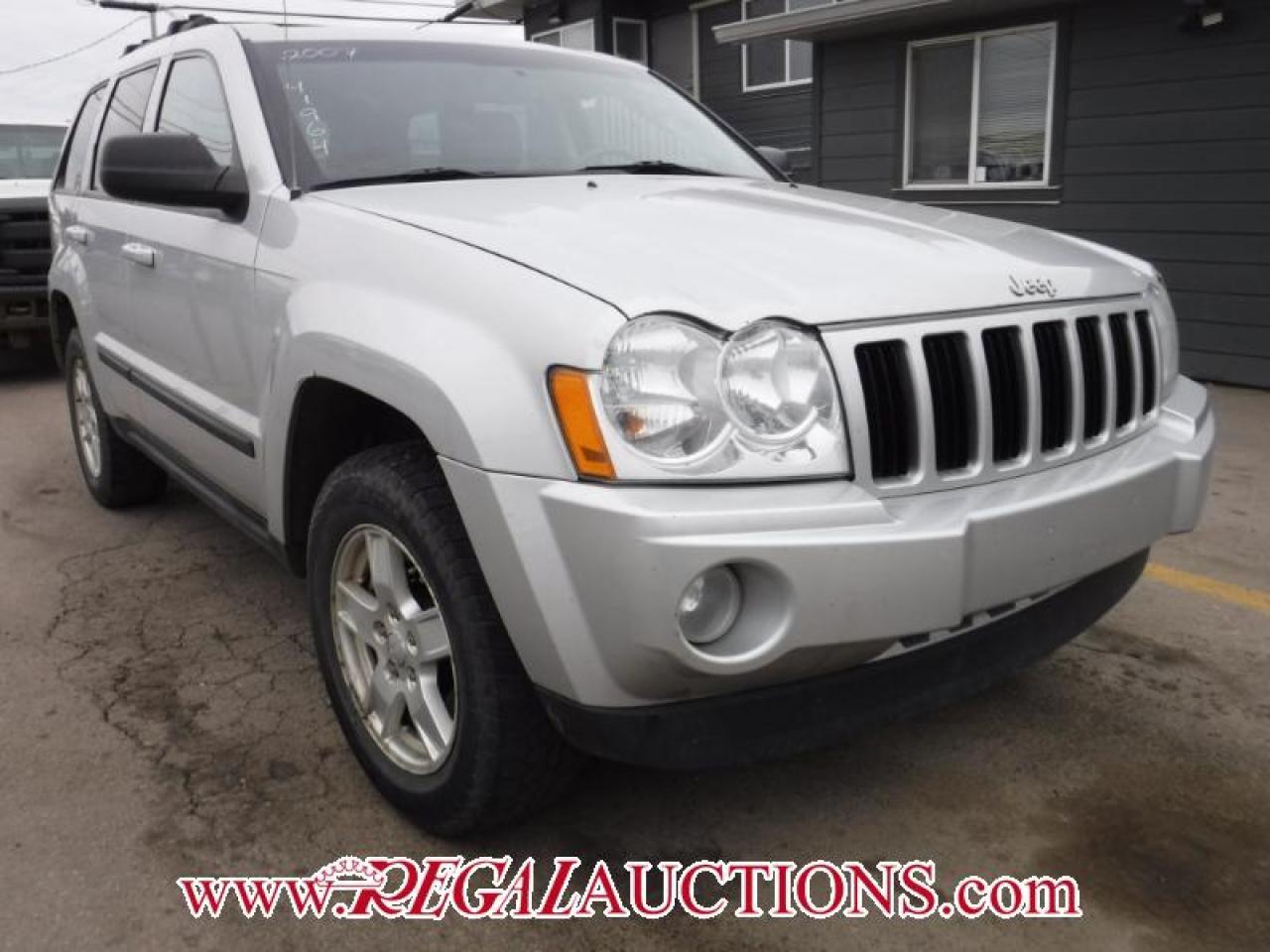 2007 Jeep Grand Cherokee Laredo 4D Utility 4WD