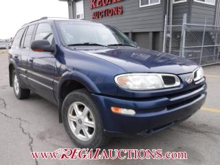 Used 2002 Oldsmobile BRAVADA  4D UTILITY AWD for sale in Calgary, AB