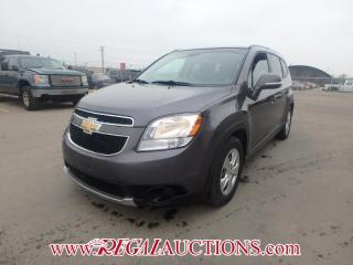 Used 2014 Chevrolet ORLANDO LT 4D WAGON 7PASS 2.4L for sale in Calgary, AB