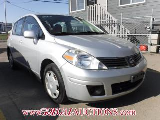 Used 2007 Nissan VERSA  4D HATCHBACK for sale in Calgary, AB