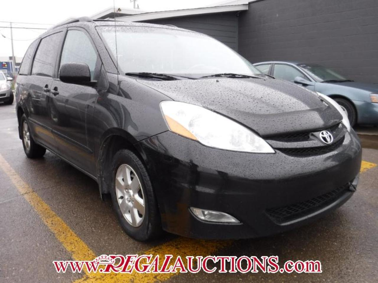 Photo of Black 2010 Toyota SIENNA  4D WAGON