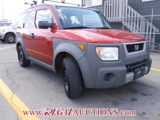 Used 2003 Honda ELEMENT  4D UTILITY 2WD for sale in Calgary, AB