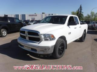 Used 2016 RAM 1500 SLT QUAD CAB SWB 4WD 3.6L for sale in Calgary, AB