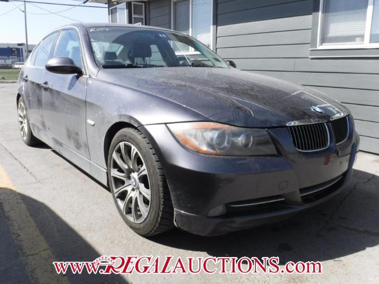 Photo of Grey 2007 BMW 3 SERIES 335I 4D SEDAN