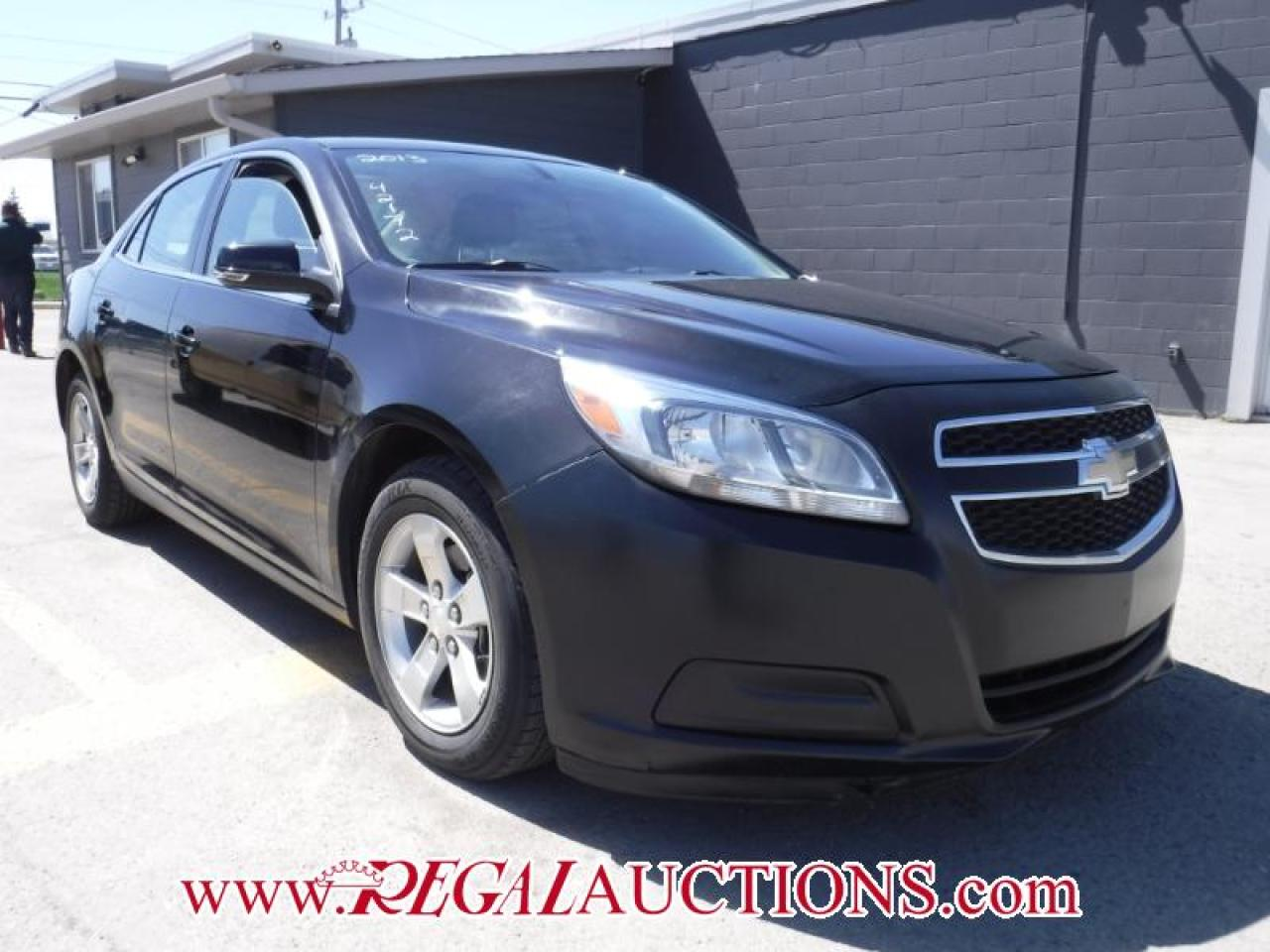 Photo of Black 2013 Chevrolet MALIBU LT 4D SEDAN 2.4L