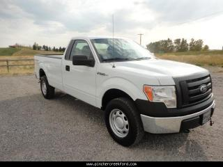 Used 2011 Ford F-150 XL for sale in Pincher Creek, AB