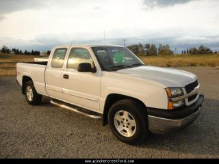 Used 2005 Chevrolet Silverado LS for sale in Pincher Creek, AB