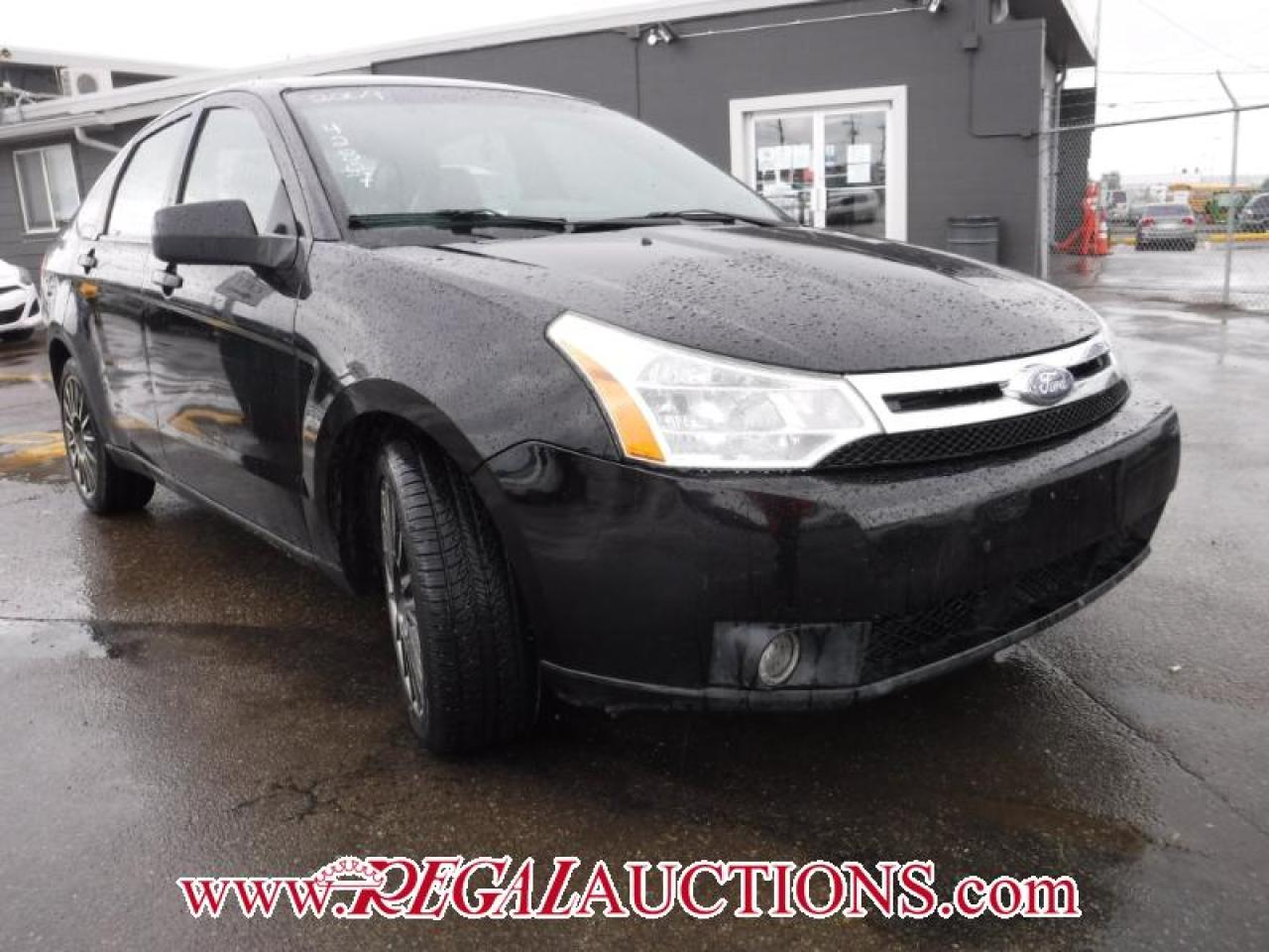 Photo of Black 2009 Ford FOCUS SES 4D SEDAN