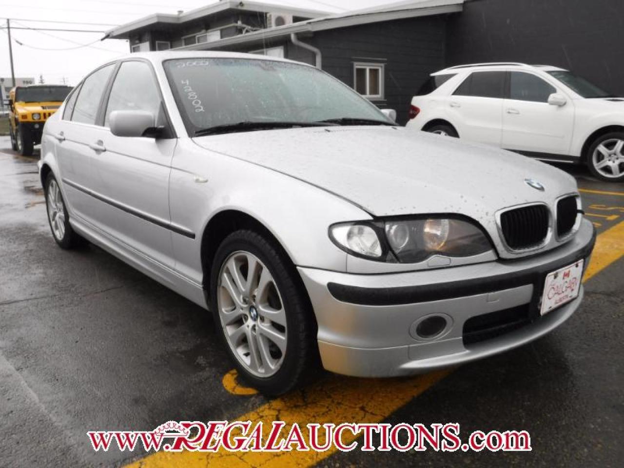 Photo of Silver 2002 BMW 3 SERIES 330XI 4D SEDAN