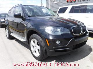 Used 2009 BMW X5 XDRIVE30I 4D UTILITY for sale in Calgary, AB