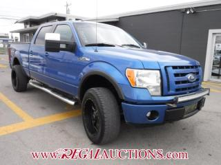 Used 2010 Ford F150 FX4 SUPERCREW for sale in Calgary, AB