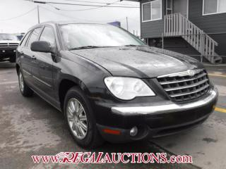 Used 2007 Chrysler PACIFICA TOURING 4.0 4D UTILITY AWD for sale in Calgary, AB
