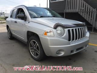 Used 2009 Jeep Compass Sport 4D Utility 4WD for sale in Calgary, AB