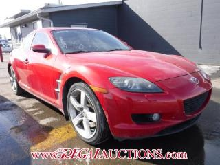 Used 2005 Mazda RX-8  4D COUPE for sale in Calgary, AB