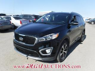 Used 2016 Kia SORENTO EX+V6 4D UTILITY AT 7P AWD 3.3L for sale in Calgary, AB
