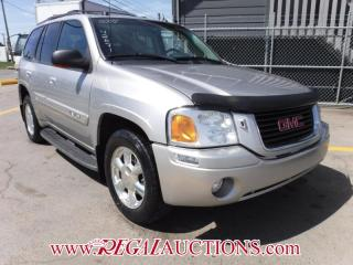 Used 2005 GMC ENVOY SLT 4D UTILITY 4WD for sale in Calgary, AB