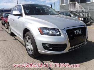 Used 2009 Audi Q5  4D UTILITY QTRO 3.2 for sale in Calgary, AB