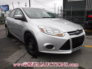Used 2013 Ford Focus SE 4D Sedan for sale in Calgary, AB