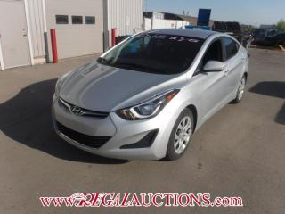 Used 2016 Hyundai ELANTRA GL 4D SEDAN AT 1.8L for sale in Calgary, AB