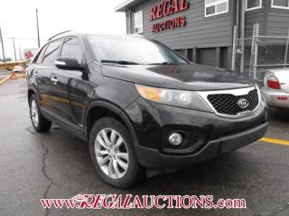 Used 2011 Kia SORENTO EX V6 4D UTILITY AT AWD for sale in Calgary, AB