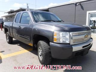 Used 2011 Chevrolet SILVERADO 1500  EXT CAB 4WD for sale in Calgary, AB