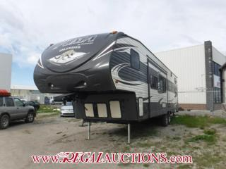 Used 2016 Forest River PUMA SERIES 351THSS  FIFTH WHEEL for sale in Calgary, AB