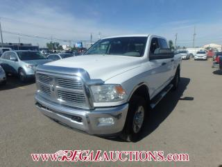 Used 2011 Dodge RAM 2500  CREW CAB 4WD for sale in Calgary, AB