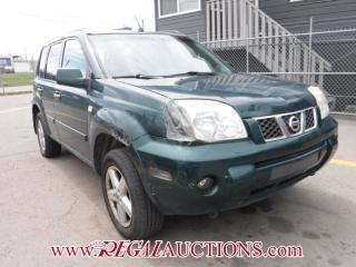 Used 2005 Nissan X-TRAIL  4D UTILITY EXT 4WD for sale in Calgary, AB
