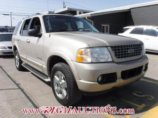 Used 2005 Ford EXPLORER LIMITED 4D UTILITY 4WD for sale in Calgary, AB