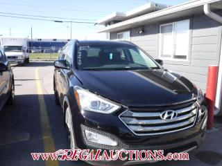 Used 2016 Hyundai SANTA FE  4D UTILITY 2WD for sale in Calgary, AB