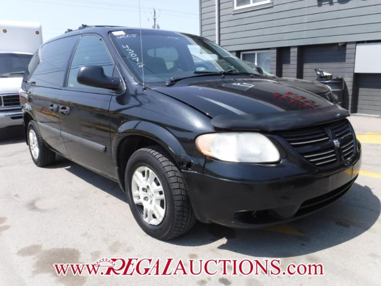 Photo of Black 2005 Dodge CARAVAN  WAGON