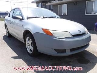 Used 2007 Saturn ION BASE 4D QUAD COUPE for sale in Calgary, AB