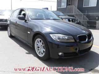 Used 2010 BMW 3 SERIES 323I 4D SEDAN for sale in Calgary, AB