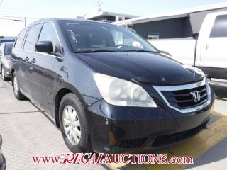 Used 2009 Honda Odyssey WAGON for sale in Calgary, AB