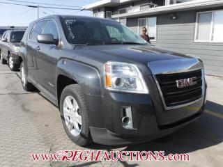 Used 2011 GMC TERRAIN SLE 4D UTILITY 2WD for sale in Calgary, AB