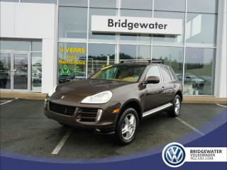 Used 2010 Porsche Cayenne Own a Porsche Affordably!!! Dealer Maintained From New for sale in Hebbville, NS