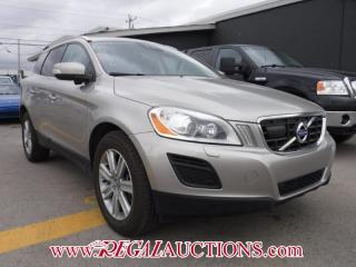 Used 2013 Volvo XC60 T6 4D UTILITY 4WD for sale in Calgary, AB