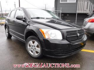 Used 2007 Dodge CALIBER BASE 4D HATCHBACK for sale in Calgary, AB