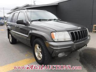 Used 1999 Jeep Grand Cherokee 4D Utility 4WD for sale in Calgary, AB