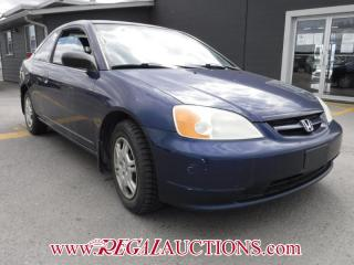Used 2001 Honda Civic 2D COUPE for sale in Calgary, AB