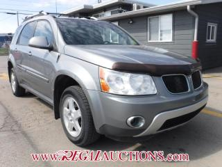 Used 2006 Pontiac TORRENT LT 4D UTILITY AWD for sale in Calgary, AB