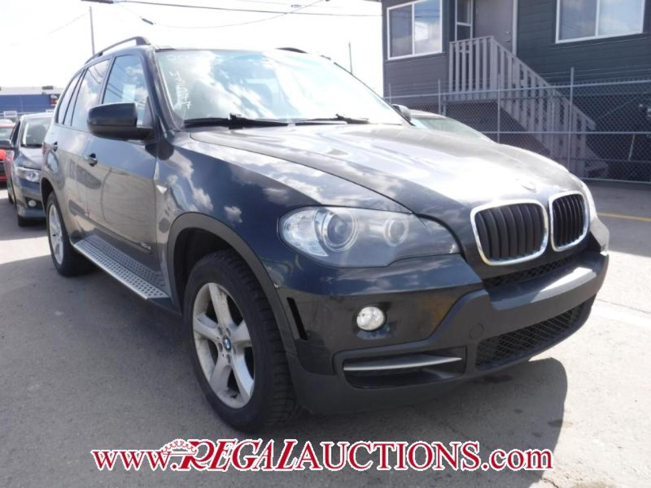 Photo of Black 2007 BMW X5  4D UTILITY 3.0SI AWD