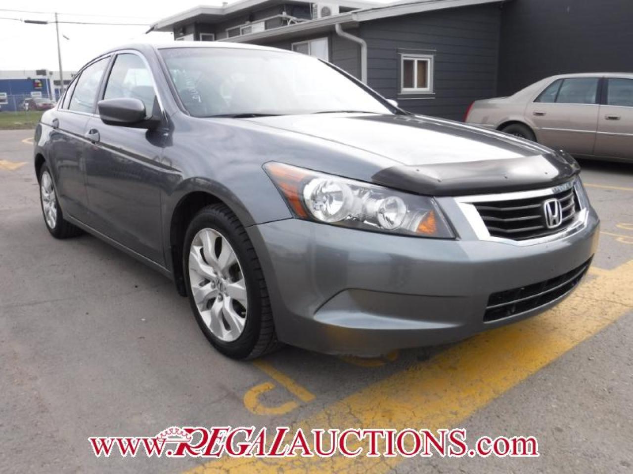 Photo of Grey 2010 Honda Accord