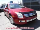 Used 2008 Ford FUSION SEL 4D SEDAN AWD V6 for sale in Calgary, AB