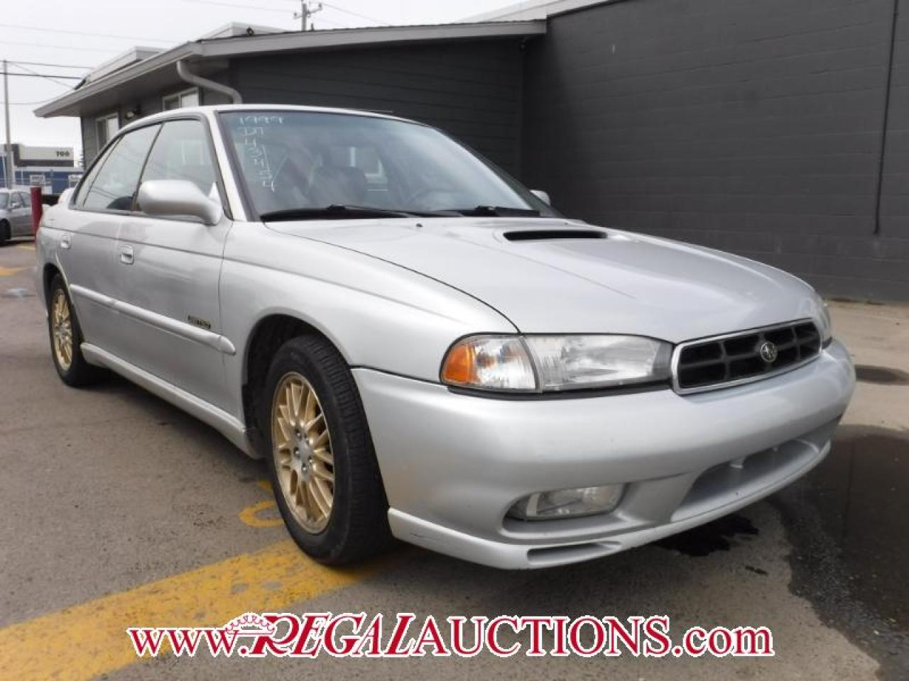 Photo of Silver 1999 Subaru LEGACY GT 4D SEDAN AWD