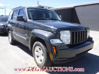 Used 2010 Jeep Liberty 4D Utility 4WD for sale in Calgary, AB