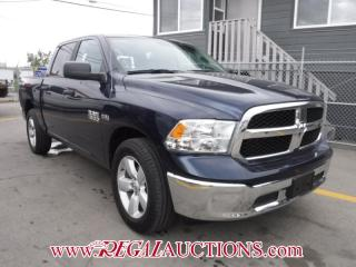Used 2018 RAM 1500 SLT 4D CREW CAB SWB 4WD for sale in Calgary, AB